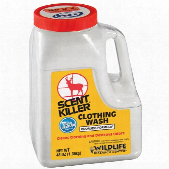 48 - Oz. Scent Killer® Clothes Wash Powder