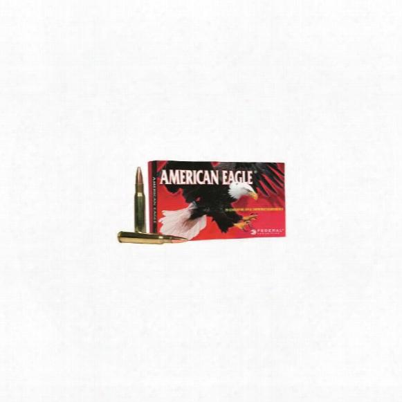 American Eagle, .30-06, Fmjbt, 150 Grain, 500 Rounds