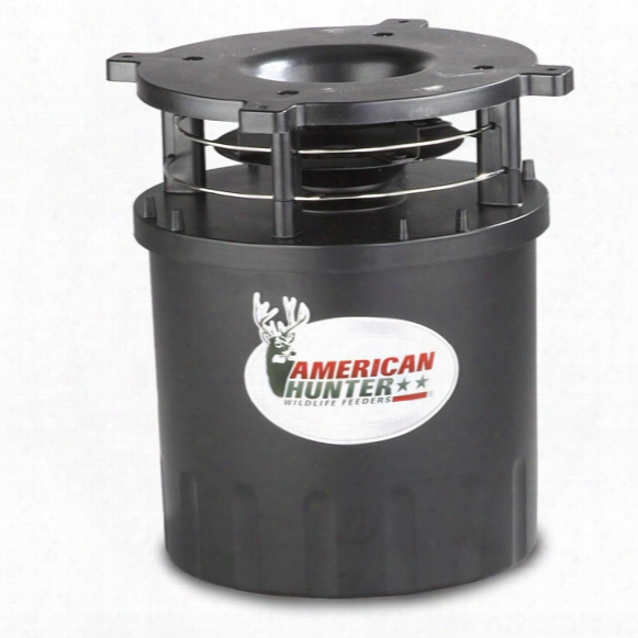 American Hunter Feeder With Digital Timer With Varmint Guard