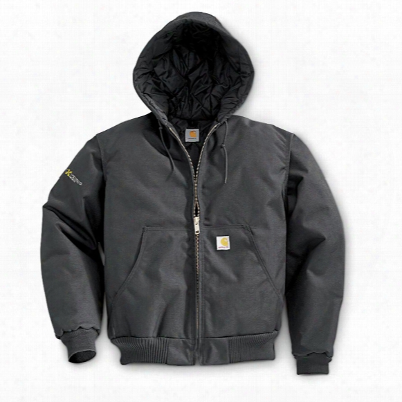 Carhartt® Arctic Quilted Lined Extremes® Active Jacket, Black