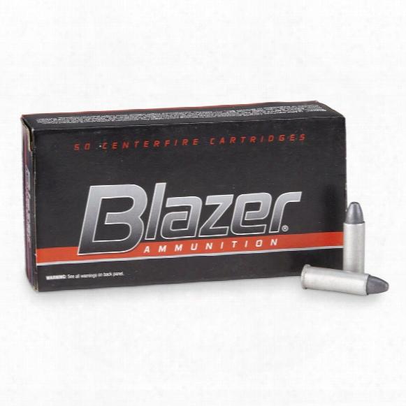 Cci Blazer, .38 Special, Lrn, 158 Grain, 50 Rounds