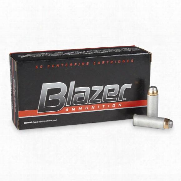 Cci Blazer, .44 Remington Magnum, Jhp, 240 Grain, 50 Rounds