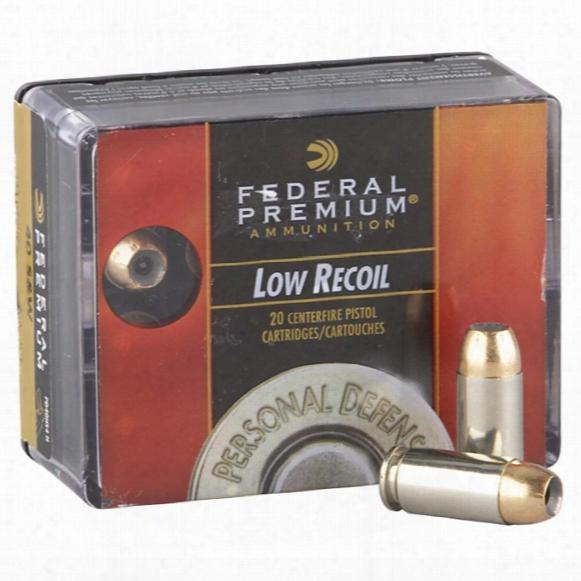 Federal Premium Personal Defense .40 S&w 135 Grain Hsjhp 20 Rounds