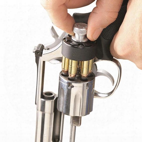 Hks Speedloader, Revolver, .22 Mrf Caliber, S&w 48 (k Frame Only), Colt Mk3, 6 Shot