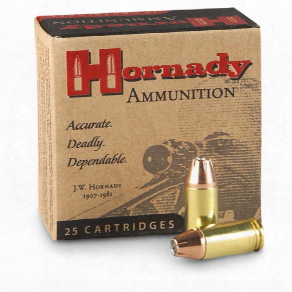 Hornady, .45 Acp+p, Jhp / Xtp, 230 Grain, 20 Rounds