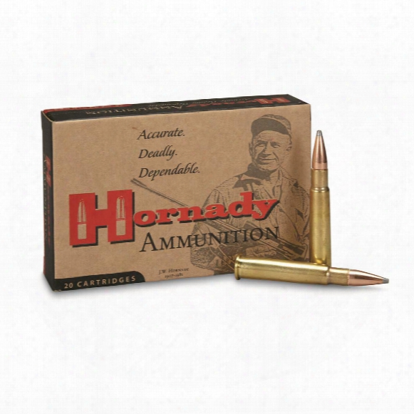 Hornady Interlock Rifle, .303 British, Sp, 150 Grain, 20 Rounds