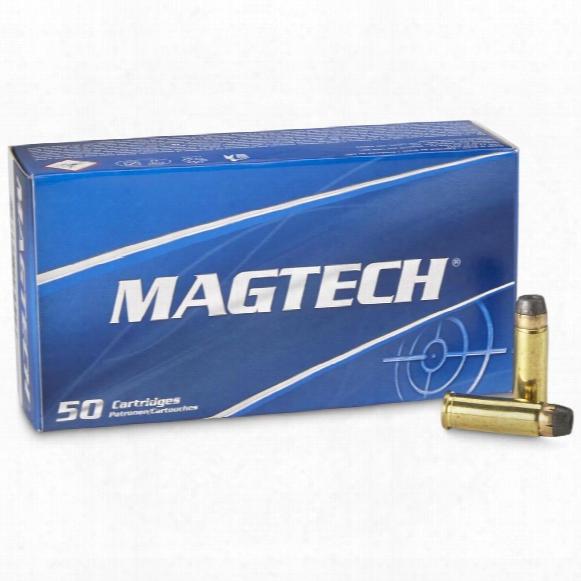 Magtech, .32 S&w Long, Sjhp, 98 Grain, 50 Rounds
