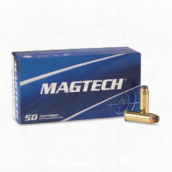 Magtech, .38 S&w, Lrn, 146 Grain, 50 Rounds