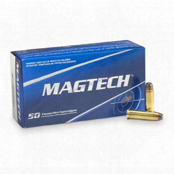 Magtech, .38 Special+p, Sjsp, 158 Grain, 50 Rounds
