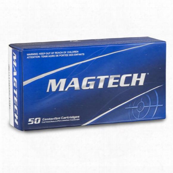 Magtech, .40 S&w, Jhp, 180 Grain, 50 Rounds