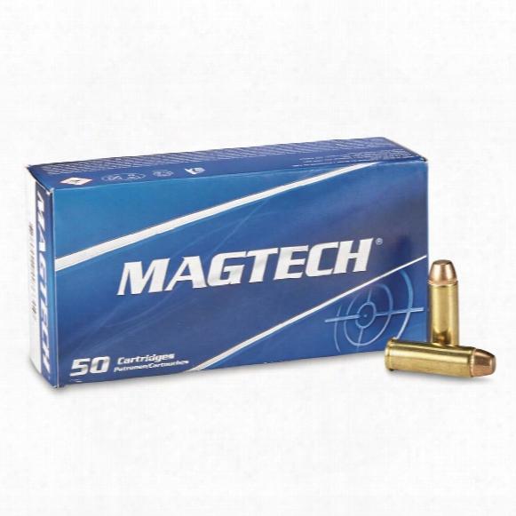 Magtech, .44 Remington Magnum, Fmj-fp, 240 Grain, 50 Rounds