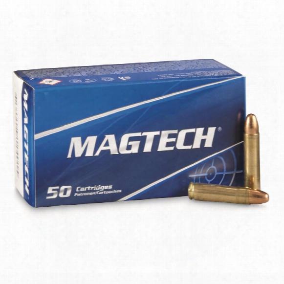 Magtech® Cartridges .30 Carbine 110 Grain Fmc 50 Rounds