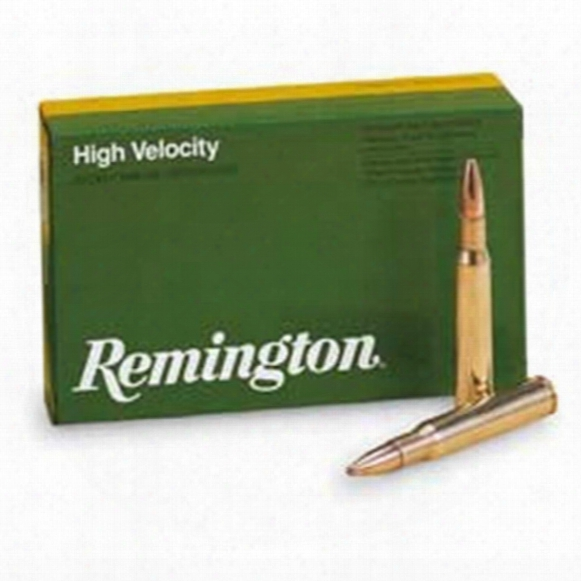 Remington .35 Rem. 150 Grain Psp Core-lokt 20 Rounds