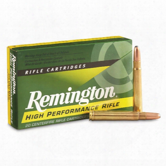 Remington, .375 H&h Mag., Sp, 270 Grain, 20 Rounds
