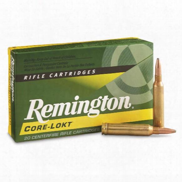 Remington, 7mm Rem. Mag., Psp Core-lokt, 175 Grain, 20 Rounds