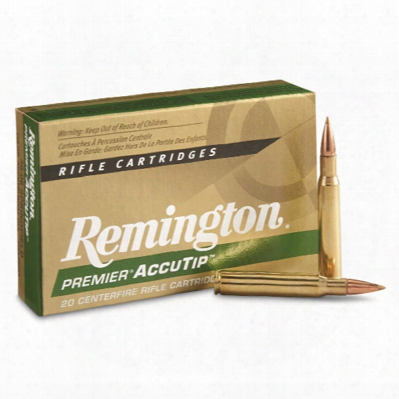 Remington Accutip,, .30-06 Sprgfld., At-bt, 150 Grain, 20 Rounds