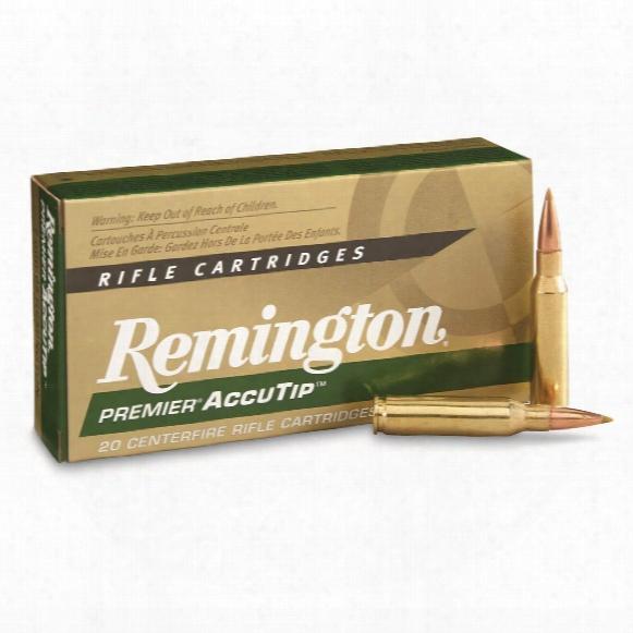 Remington Accutip, 7mm-08 Rem., At-bt, 140 Grain, 20 Rounds