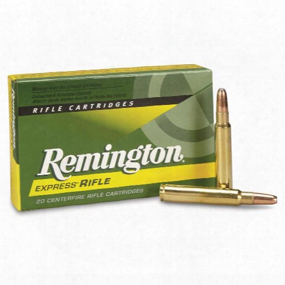 Remington Ultra Mag, .375 Rem. Ultra Mag, Hsp, 270 Grain, 20 Rounds