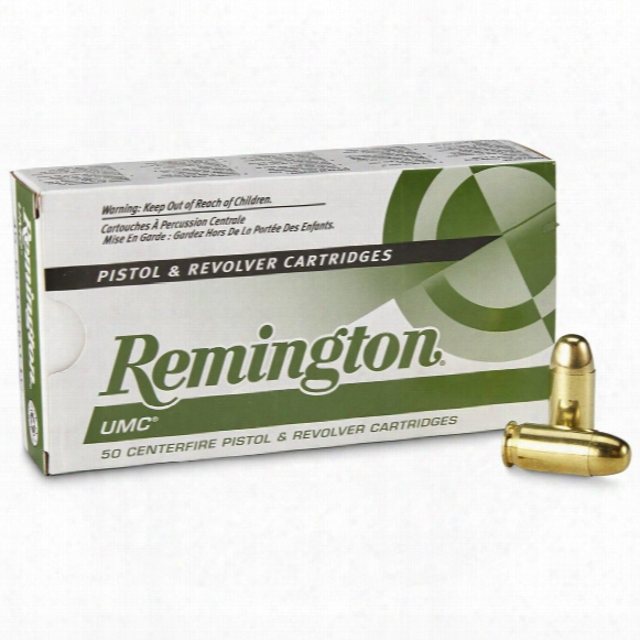 Remington, Umc, .45 Automatic, Mc, 230 Grain, 500 Rounds