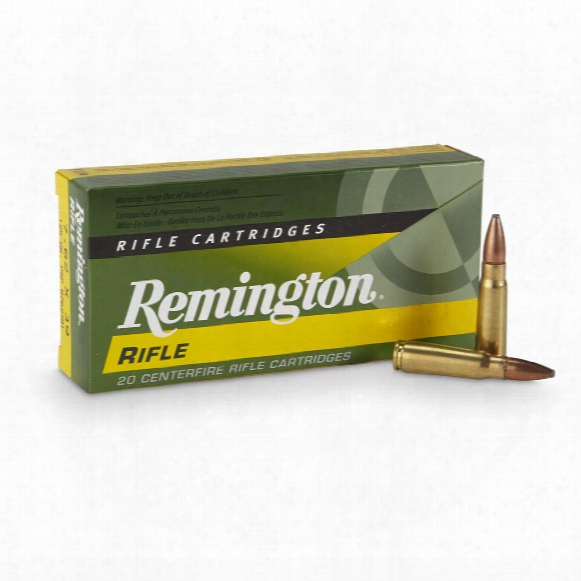 Remington Umc Military 7.62x39mm 125 Grain Psp 20 Rounds