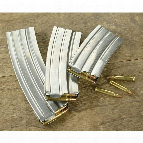 Ruger, Mini-14 Magazine,.223/5.56x45mm Caliber, 30 Rounds