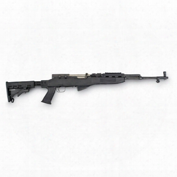 Tapco T6 6-position Sks Stock Without Blade Bayonet Cut