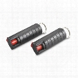 Eliminator Pepper Spray with Hard Case, 2 Pack, 0.5-oz. Canisters