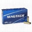 Magtech, .38 Special+P, SJHP, 125 Grain, 50 Rounds