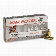 Winchester USA WinClean, 9mm Luger, BEB, 147 Grain, 50 Rounds