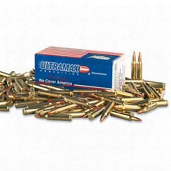Ultramax, Remanufactured, .308 Cartridge, Speer Bthp, 168 Grain, 2 00 Rounds