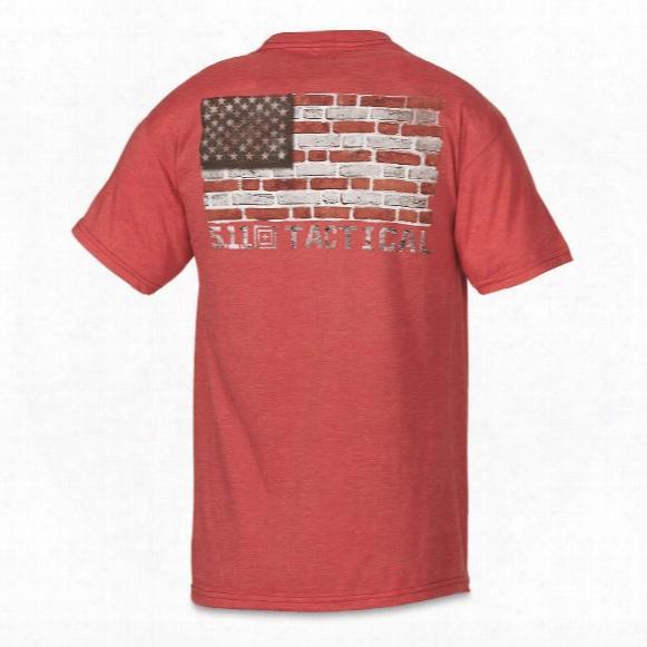 5.11 Tactical Men's Bricks And Mortar T-shirt