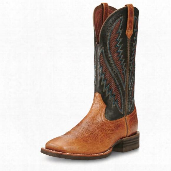 Ariat Men's Quickdraw Venttek Cowboy Boots