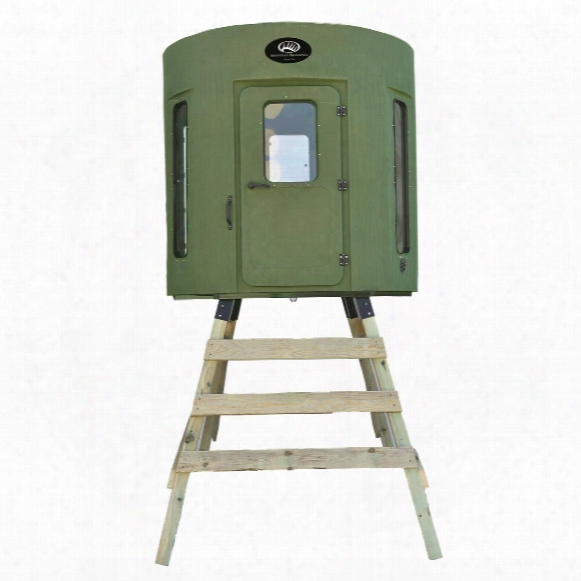 Banks Outdoors The Stump 4 'vision Series' Whitetail Properties Pro Hunter Blind