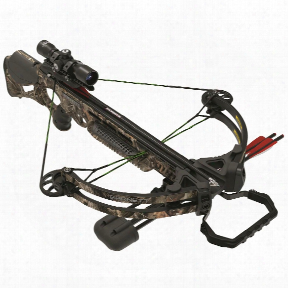 Barnett Buck Commander Droptine Xt Compound Crossbow