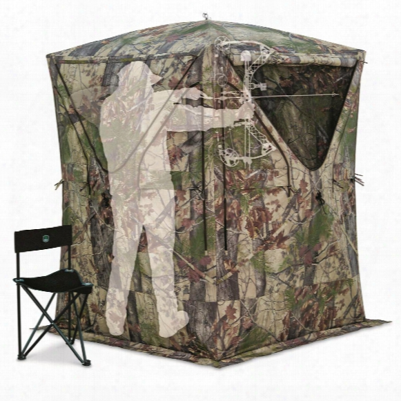Barronett Blinds Big Mike Hunting Blind With Bonus Hunting Chair