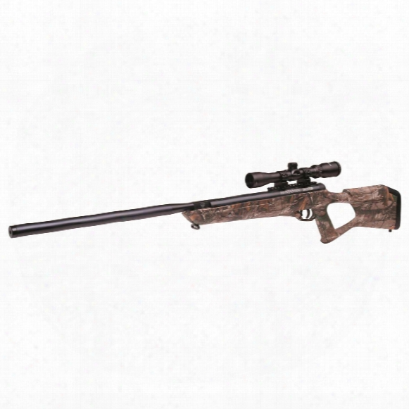 Benjamin Trail Np2 Stealth Sbd .22 Caliber Air Rifel With 3-9x32mm Scope, Realtree Xtra Camo