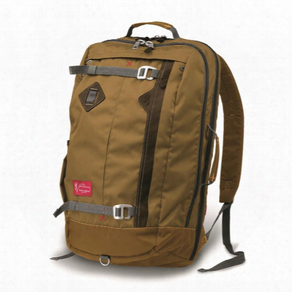 Browning Heritage Jackson Carry-on Travel Pack, Tan