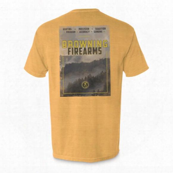 Browning Men's Mystic Short-sleeve T-shirt