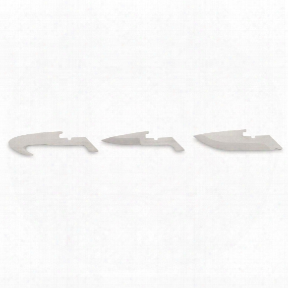 Browning Speed Load Ceramic Replacement Blades, 3 Pack