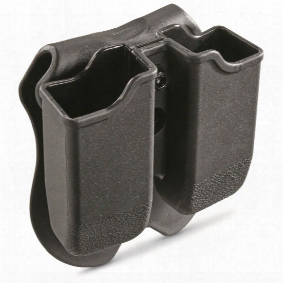 Caldwell Tac Ops Molded Dual Magazine Holster, Glock
