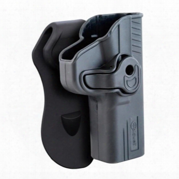 Caldwell Tac Ops Molded Retention Holster, Taurus Pt800, Right Hand