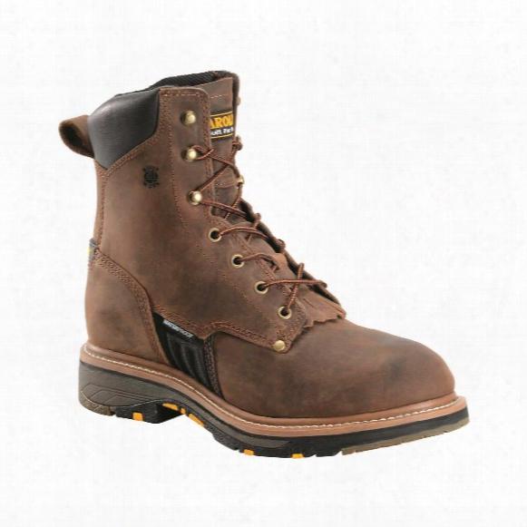 "Carolina Men's Waterproof 8"" Workflex Work Boots"