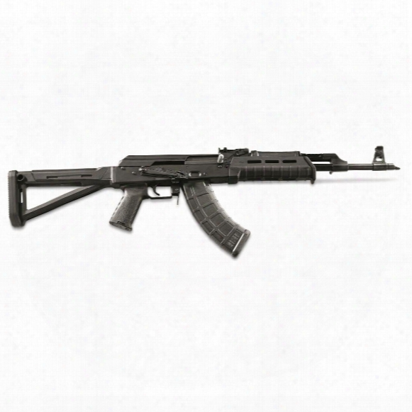 "Century Arms Ras-47 Ak, Semi-automatic, 7.62x39mm, 16.5"" Barrel, Magpul Equipage, 30+1 Rounds"