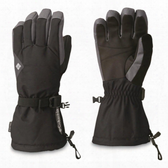 Columbia Men's Whirlibird Waterproof Insulated Gloves