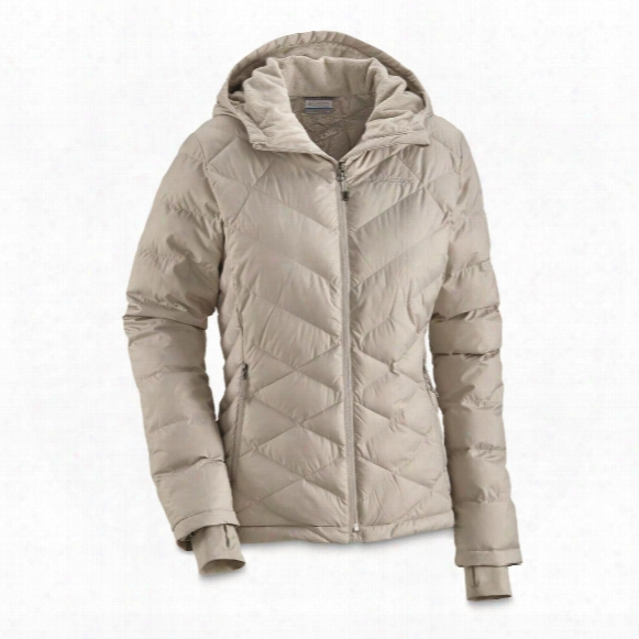 Columbia Women's Heavenly Insulated Hooded Jacket