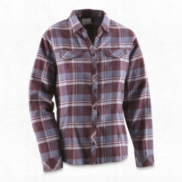 Columbia Women&ampp;amp;#39;s Simply Put Ii Flannel Shirt