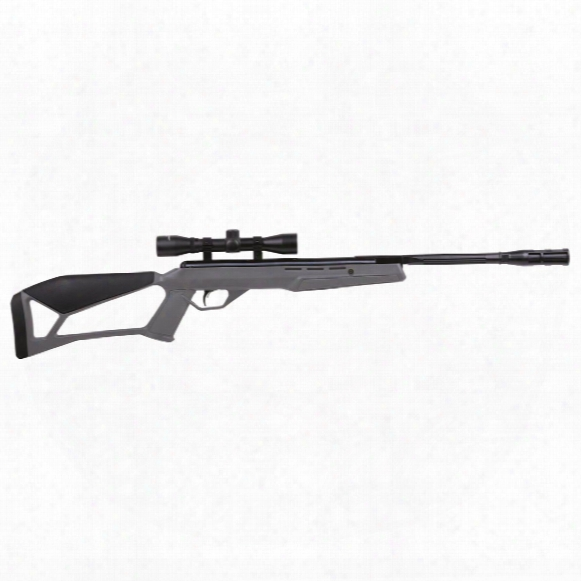 Crosman Incursion Nitro Piston .177 Air Rifle With Centerpoint 4x32mm Scope