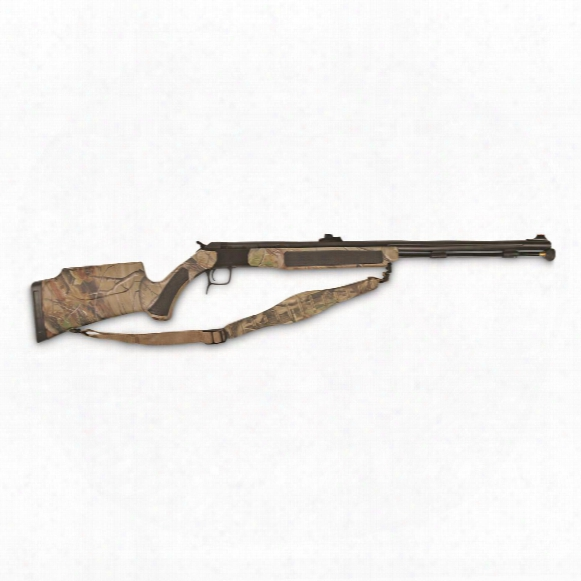 Cva Accura V2 Northwest Muzzleloader, .50 Caliber, Nitride Barrel, Fiber Optic Sights, Blemished