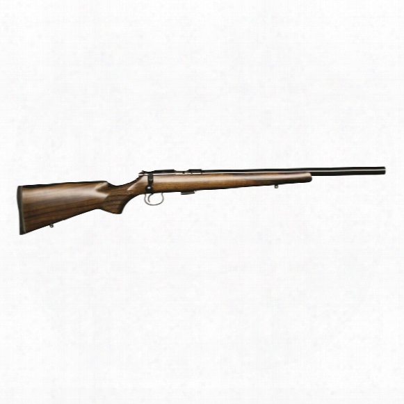 "Cz-usa 455 Varmint, Bolt Action, .22 Wmr, 20.5"" Heavy Barrel, 5+1 Rounds"