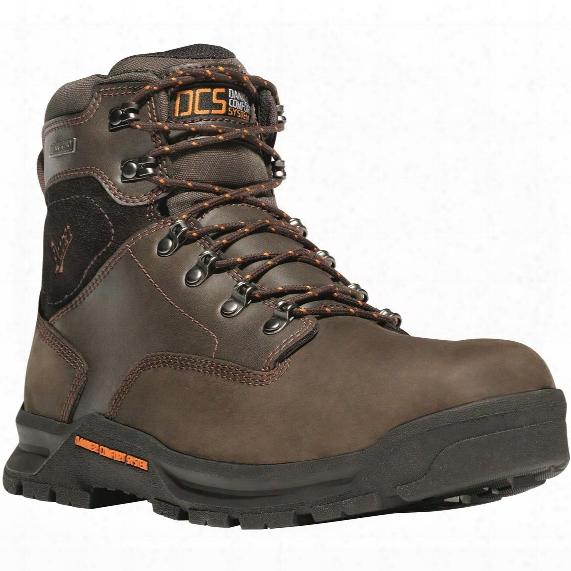"""Danner Men's Crafter Waterproof 6"""" Work Boots"""
